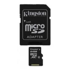 Карта памяти Kingston SDCX10/64GB