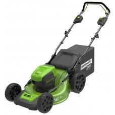greenworks 2502907 60V 46cm GD60LM46SP